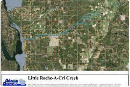 Little Roche-A-Cri Creek Pictures