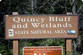 Quincy Bluff and Wetland State Natural Area Pictures