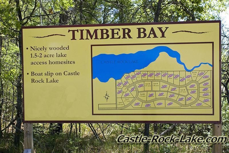 Timber Bay Castle Rock Lake