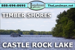 1848917, Castle Rock Lake Lot for Sale