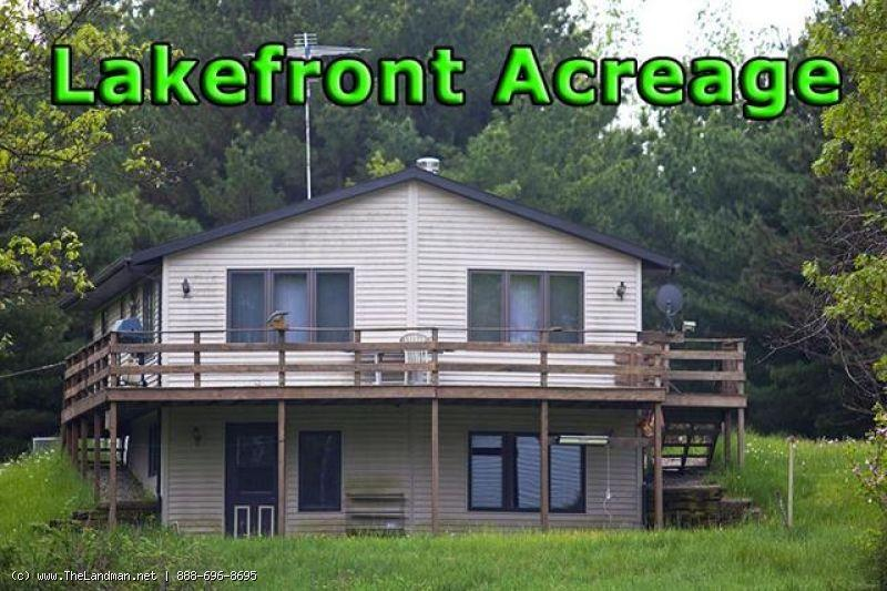 1804180   Lakefront Home With Acreage U0026 Pond